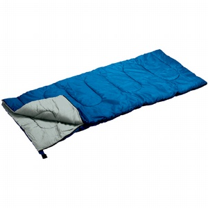 Polyester Sleeping Bag Blue