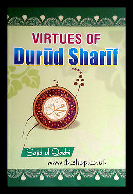Virtues of Durud Sharif New Islamic Book with Arabic & English Text